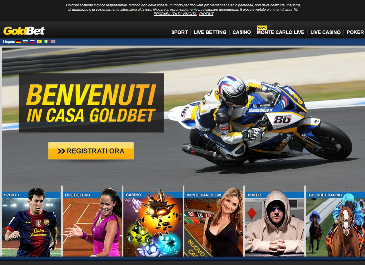 Goldbet casino